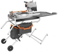 Rob From Solon Oh Won The Free Ridgid 10 Inch Tile Saw
