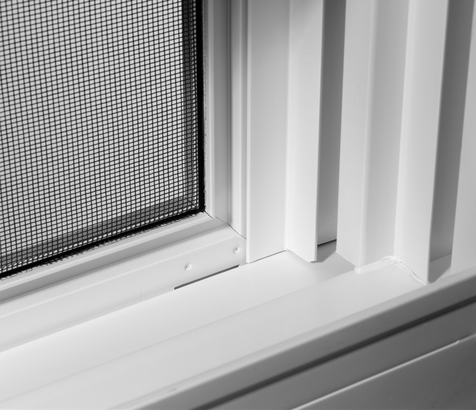 new window screen frames are tough against water and warping - Window Screen Frames