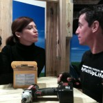 Theresa & Mark at Craftsman Experience