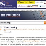Wood Flooring may 16