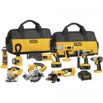 dewalt 9-piece combo kit