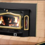 Magnum Heat fireplace insert.