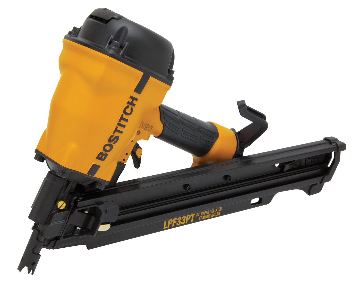 Framing Nailer that\'s Light and Compact