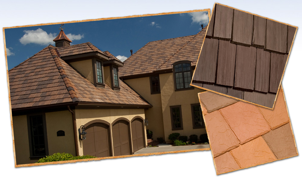 Bellaforte roofing tiles from DaVinci Roofscapes.