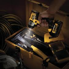 DeWalt DCF 895L2 On-Board Light.