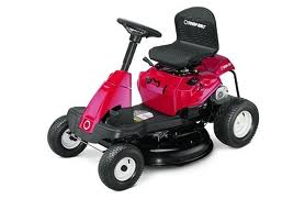 Troy Bilt Neighborhood Rider--Compact, Powerful, Easy To Drive.