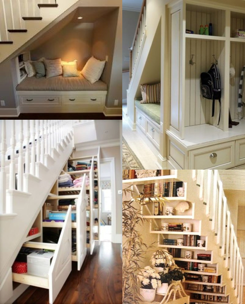 under the stairs storage ideas. Black Bedroom Furniture Sets. Home Design Ideas
