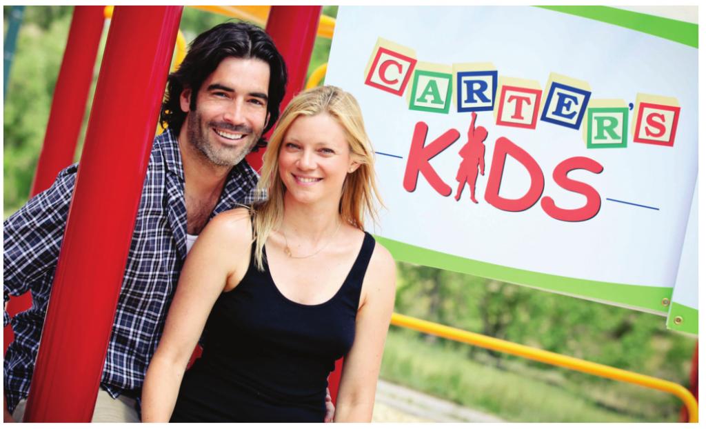 Carter Oosterhouse Carter's Kids