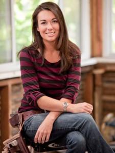 Interview: Kayleen McCabe talks tools, jobsite fashion ...  Interview: Kayl...