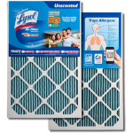 Lysol's Allergy and Pet-Friendly Furnace Filters make dust and dander mites less dander-ous..