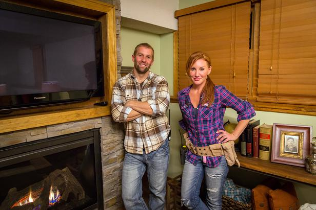 How do you renovate an entire kitchen in a few hours? HGTV's Amy
