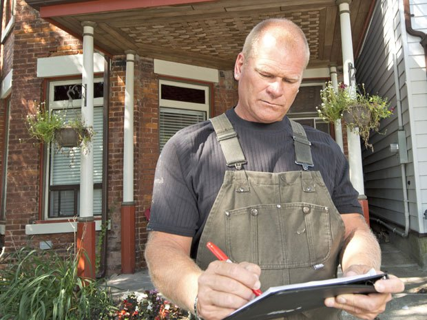 Mike Holmes Inspection