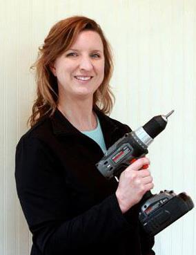 Brittany - Prettyhandygirl - with drill