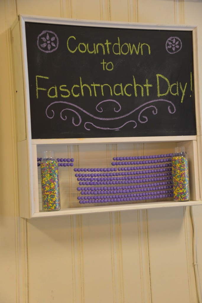 Save My Bakery Schubert Faschnacht Bead Countdown MyFixitUpLife