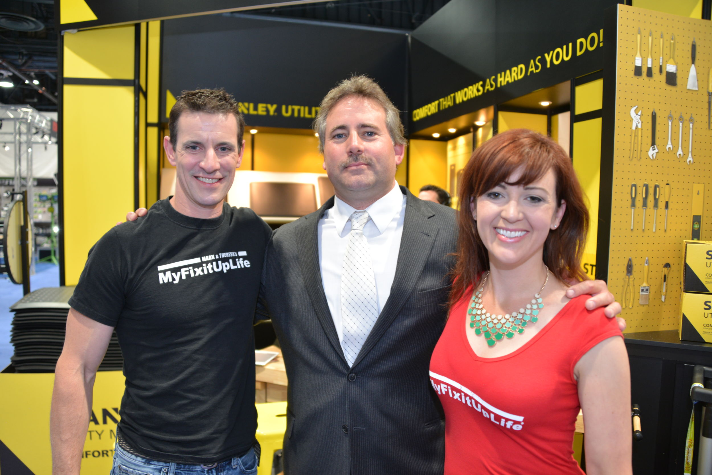 Made in America store creator shares his story with MyFixitUpLife's Mark and Theresa