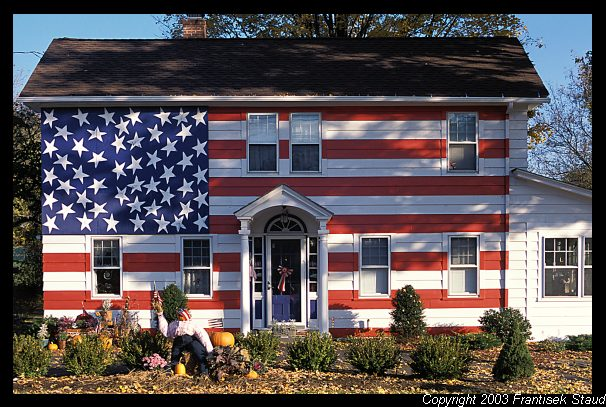 Home Nation Flags It's National Home Improvement