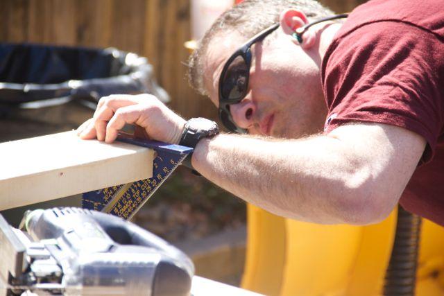 A Concord Carpenter talks DIY Projects.