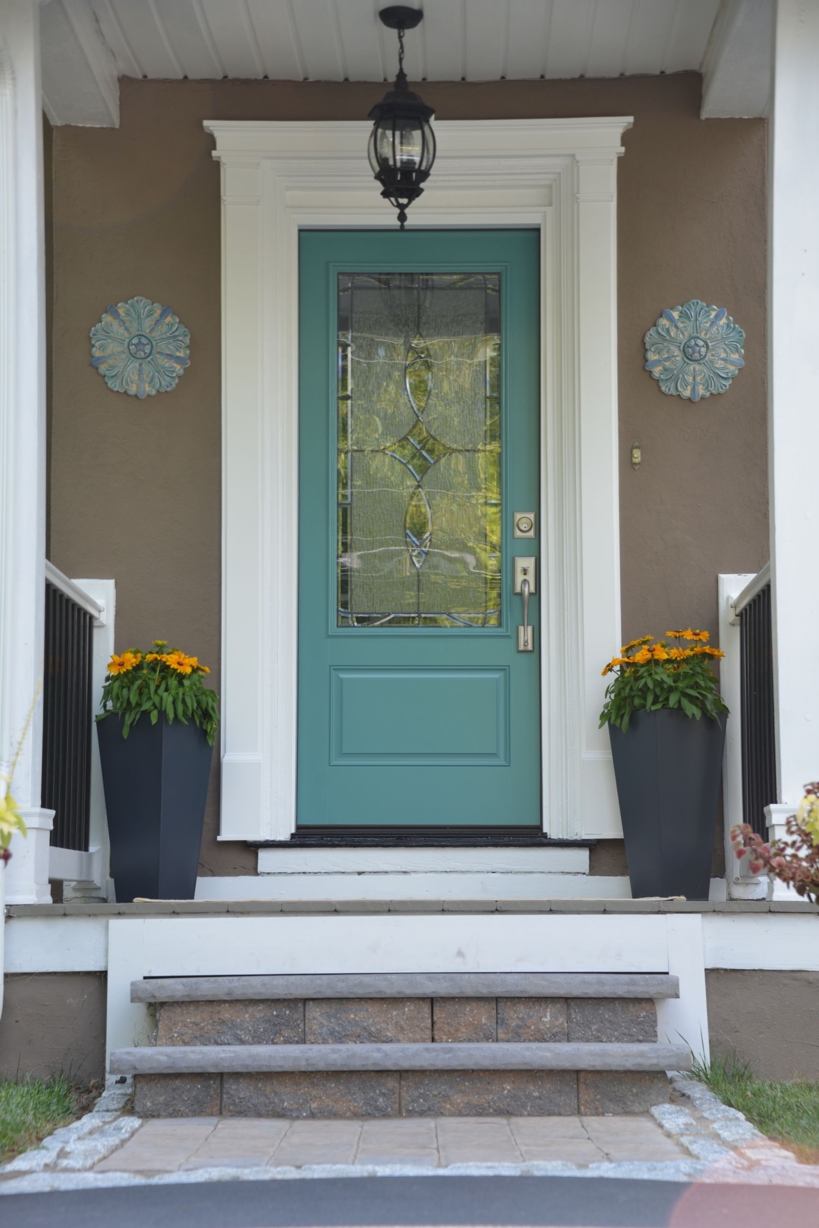 Tru Doors Therma Tru Home Makeover Lagoon Door Entryway
