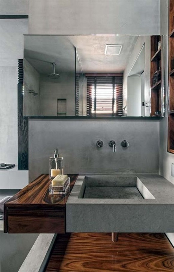 Manly Bathroom Industrial: Man Cave Bathroom? Oh Yeah. Let's Talk About It On