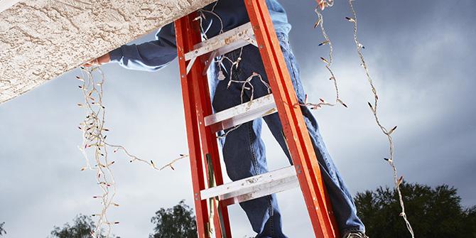 Ladder safety - MyFixitUpLife