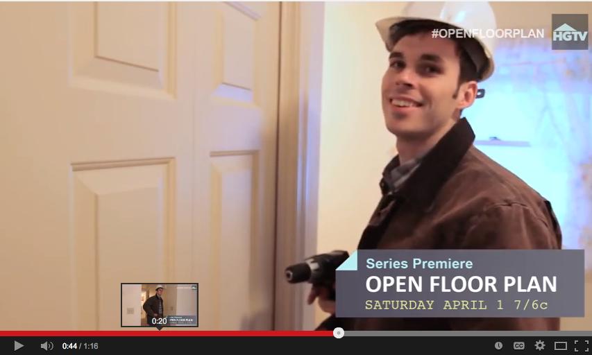 Open Floor Plan (HGTV Parody)
