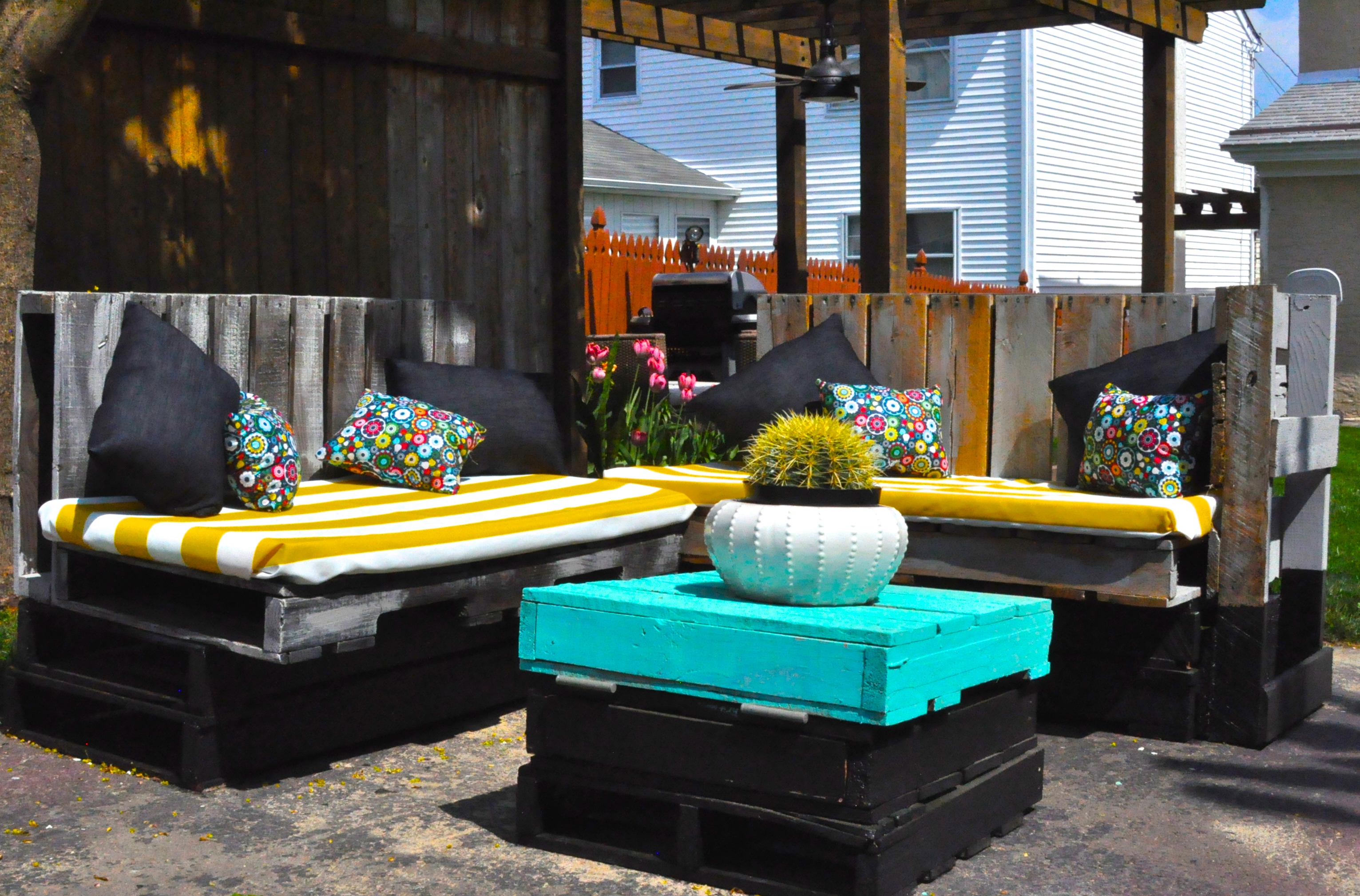 Design A Diy Pallet Project Few Tips To Help You Get Started