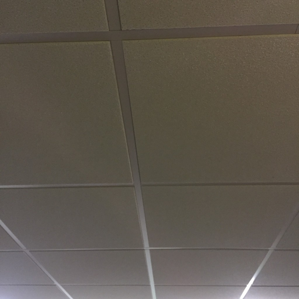 Suspended ceiling how to cut a reveal ceiling tile suspended ceiling doublecrazyfo Choice Image
