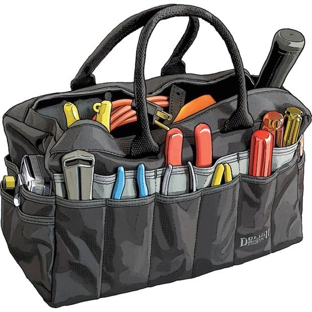 Duluth Trading Riggers Bag - Improvenet - MyFixitUpLife