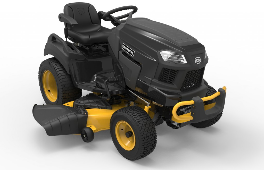 Pro Series Garden Tractor : Craftsman kenmore stuff that s awesome for your house
