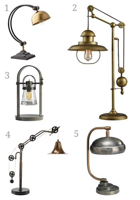 industrial style lighting is more diverse than you might think