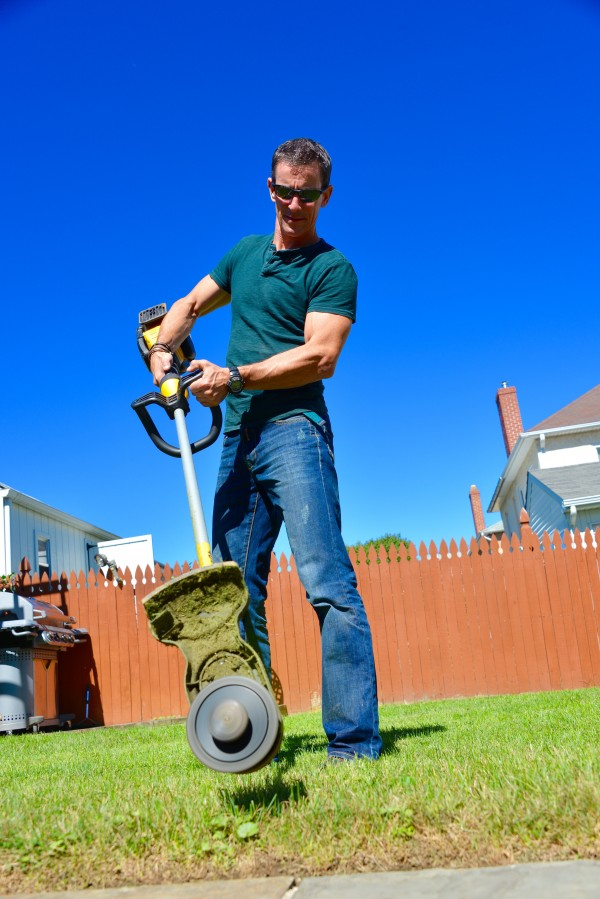 Lets find out if a cordless string trimmer is worth it