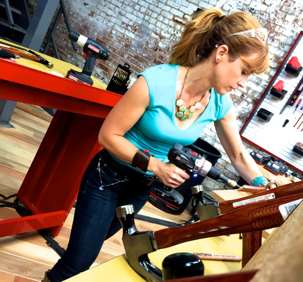 Tools. What wood your dream woodworking workshop look like? Join in & blab.