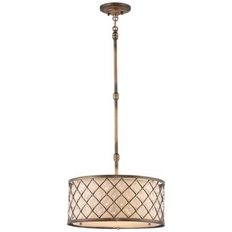 drum pendant lighting glass 2015myfixituplifelamps the jeweled golden bronze drum pendant drum lighting can add spectacular refinement to any room