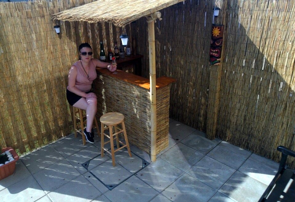 trevor sheldontiki bar