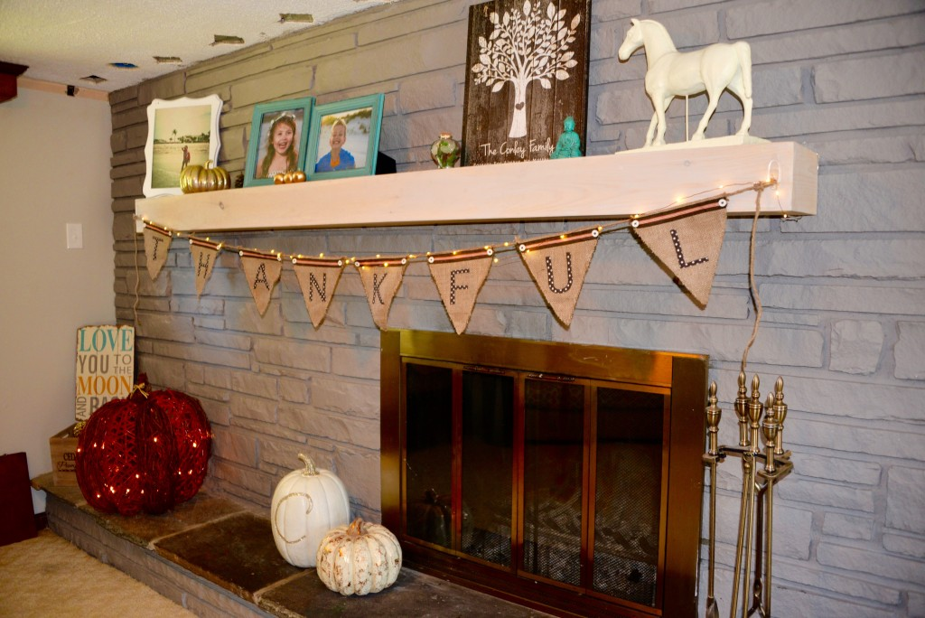 Mantle Makeover Ideas