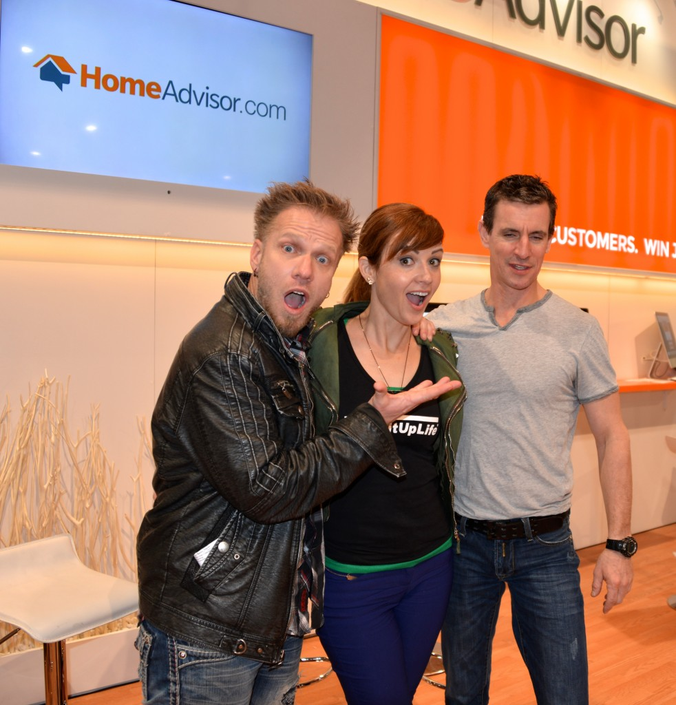Mark Theresa Look Back At Fun Interviews With Home Improvement Tv