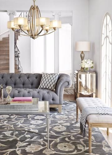 Mixing metals is on trend let 39 s talk the 39 how to do it 39 and 39 the why 39 for Mixing metals in living room