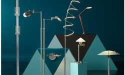 Innovative lighting from LampsPlus celebrates the beauty of LED technology. KBIS2016