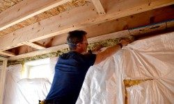 insulate a basement