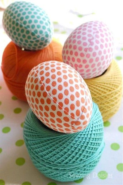Easter egg designs without the food color