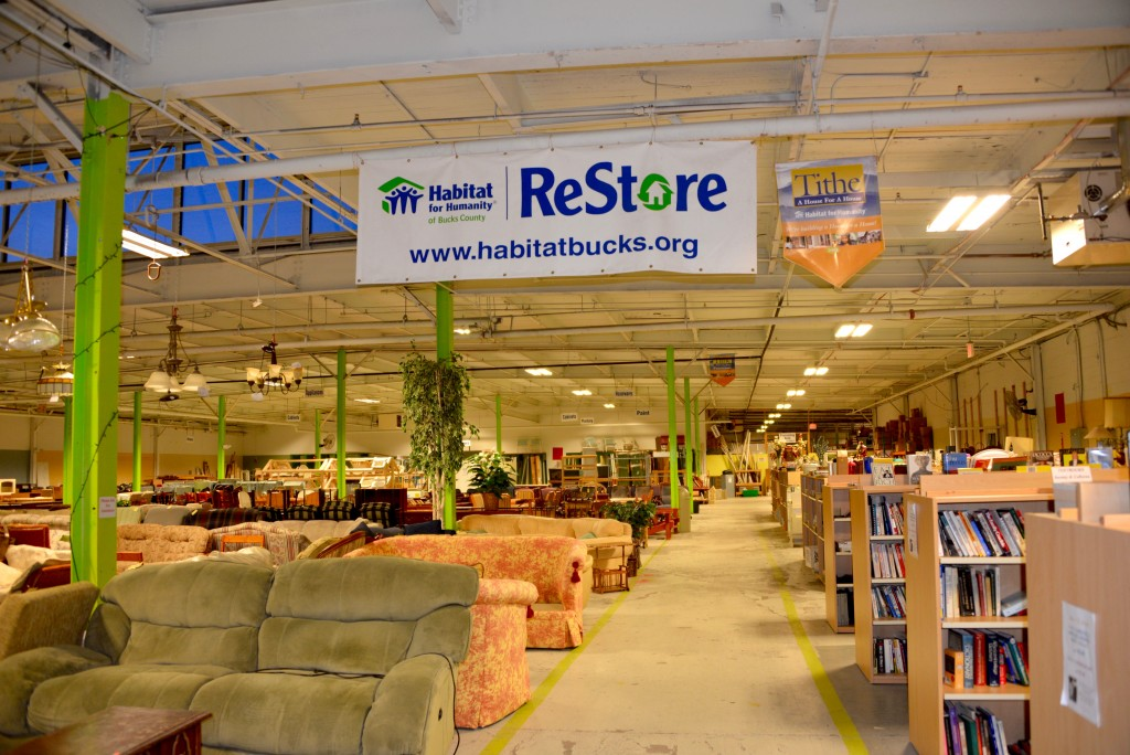 Habitat for humanity restore for Habitat outlet