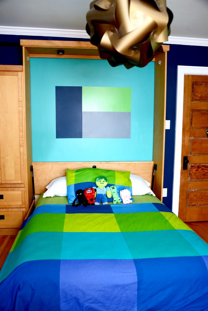Need A Few Minecraft Ideas For Your Kid's Bedroom? Here's