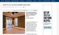2016_MyFixitUpLife_Extreme How-to_Crown Molding