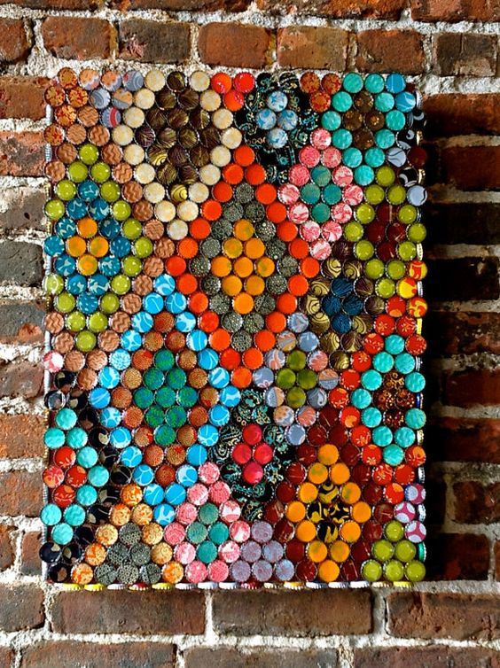 Beer can inspire design style and diy projects for Diy beer can art