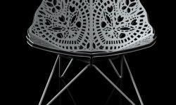 Neoprene HossDesign laser cut chair