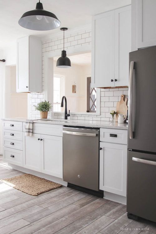 This year's trend in kitchen colors. Is black the new ...