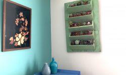 16d Minwax Succulent Pallet Wood Wall Art
