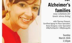 Southampton Alzheimer's presentation Theresa MyFixitUplife