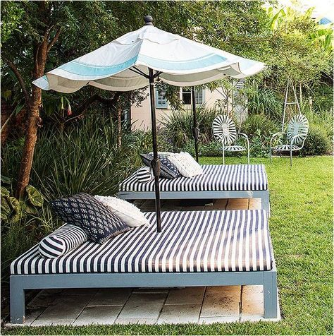 2 outdoor relax spot