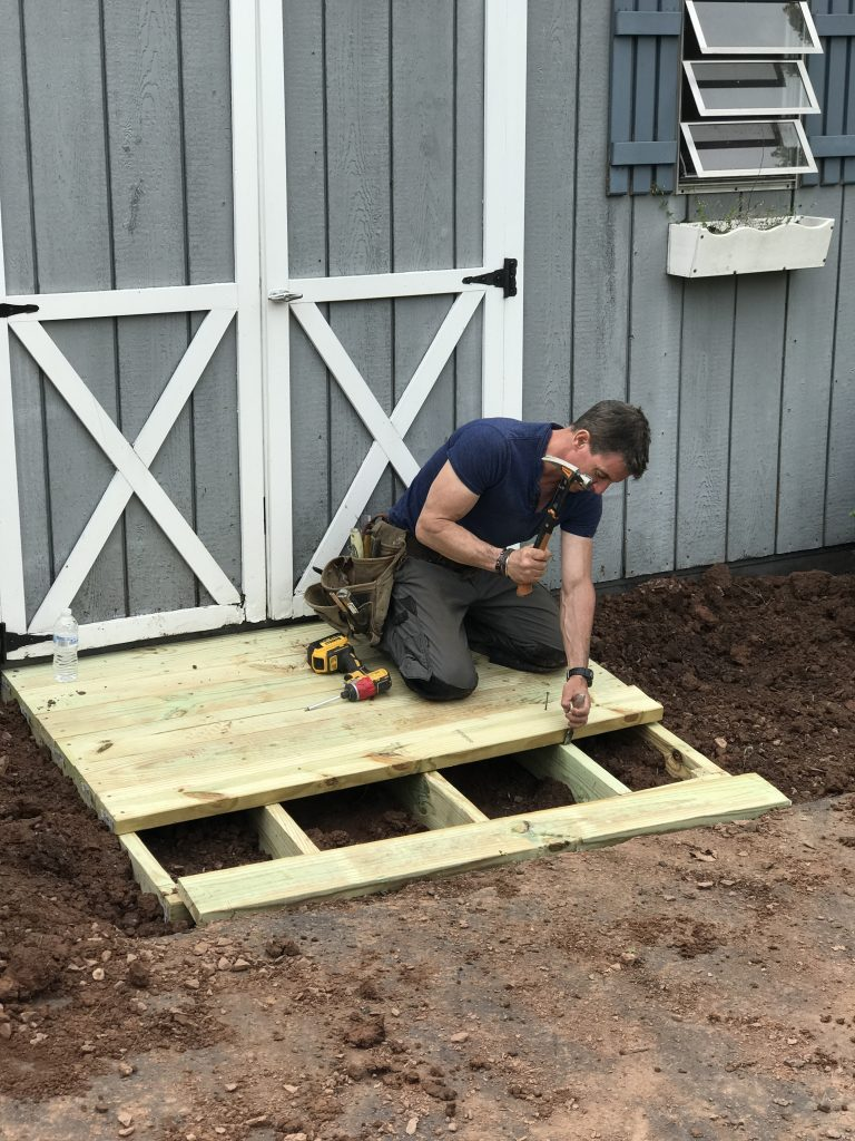 How To Build A Shed Ramp A Weekend Project You Can Do